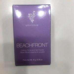 Younique Beachfront Prime and Set powder